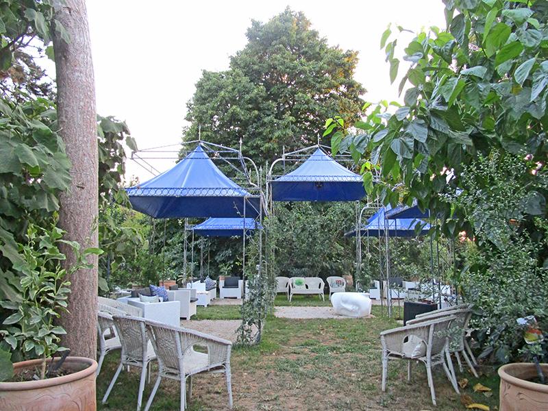 Wedding garden in Sorrento Coast