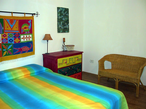 Africa room - Bed