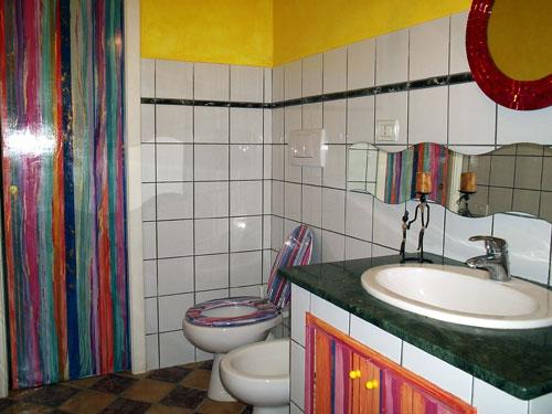 Africa room - Bathroom