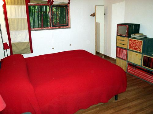 Asia room - Bedroom