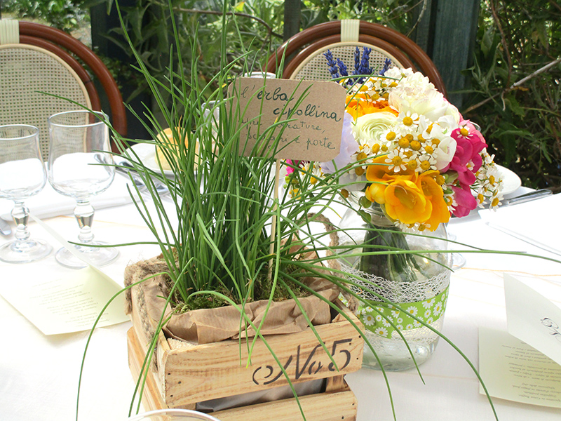 Sorrento bed and breakfast for garden lovers